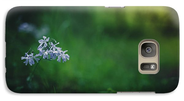 Galaxy Case featuring the photograph A Bit Of Forest Magic by Shane Holsclaw
