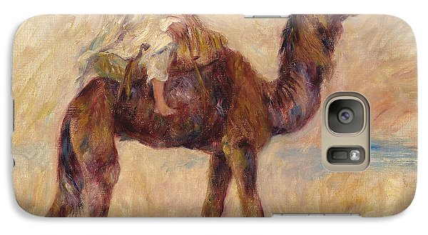 A Camel Galaxy S7 Case by Pierre Auguste Renoir