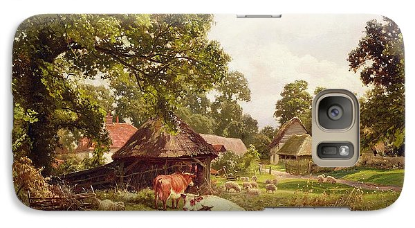 A Cottage Home In Surrey Galaxy S7 Case
