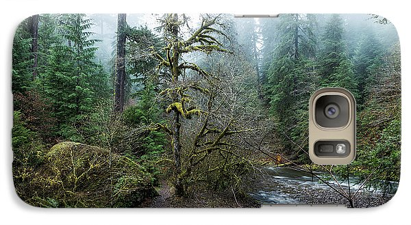 A Creek Runs Through It Galaxy S7 Case