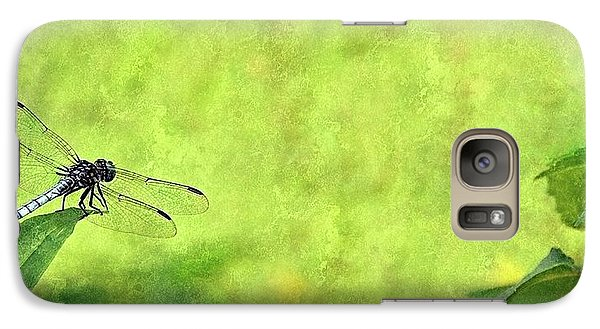 Galaxy Case featuring the photograph A Day In The Swamp by Mark Fuller