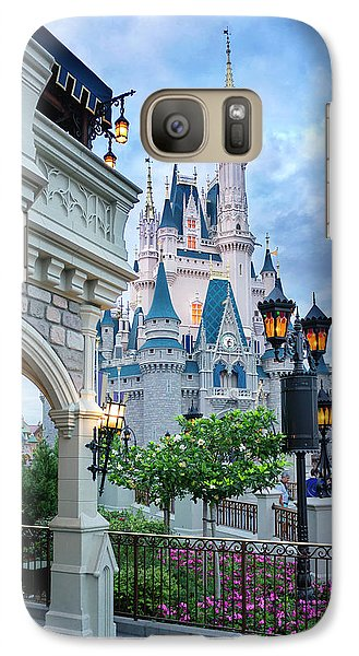 Galaxy Case featuring the photograph A Different Angle by Greg Fortier