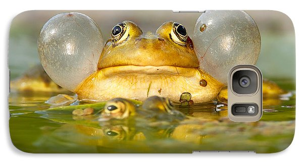 A Frog's Life Galaxy S7 Case