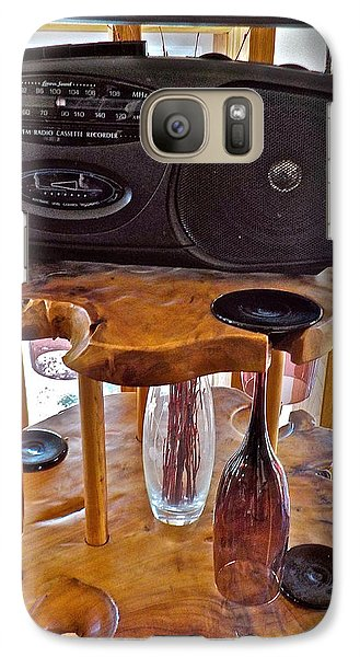 Galaxy Case featuring the photograph A Great Combo by Randy Rosenberger