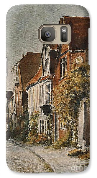 A Lane In Rye Galaxy S7 Case