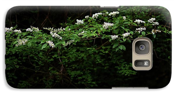 Galaxy Case featuring the photograph A Light In The Darkness by Skip Willits