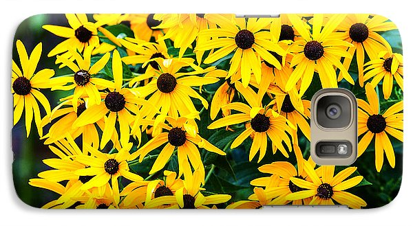 Galaxy Case featuring the photograph A Like Grouping by Edward Peterson