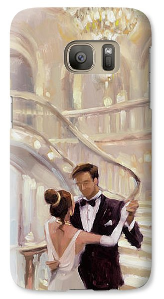 Magician Galaxy S7 Case - A Moment In Time by Steve Henderson