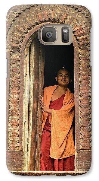 A Monk 4 Galaxy S7 Case