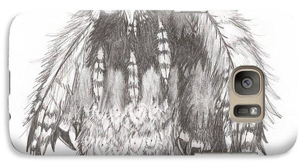 Moonkin Galaxy S7 Case by Kayla Sheree