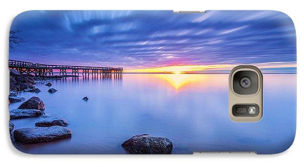 Galaxy Case featuring the photograph A New Dawn by Edward Kreis
