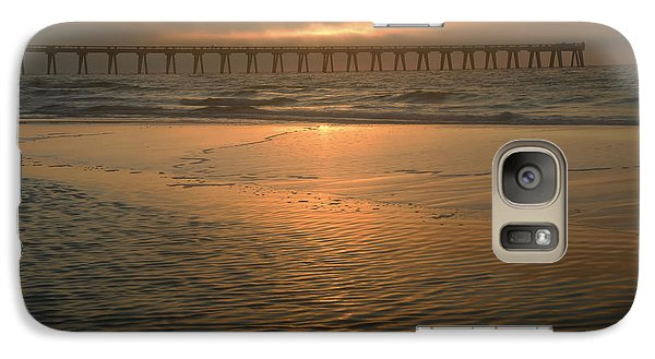 Galaxy Case featuring the photograph A New Day Dawning by Renee Hardison