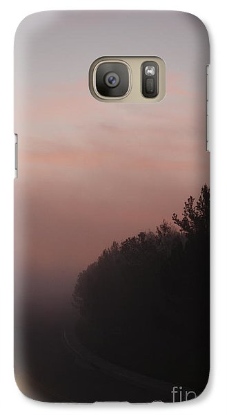 Galaxy Case featuring the photograph A New Day by Viktor Savchenko