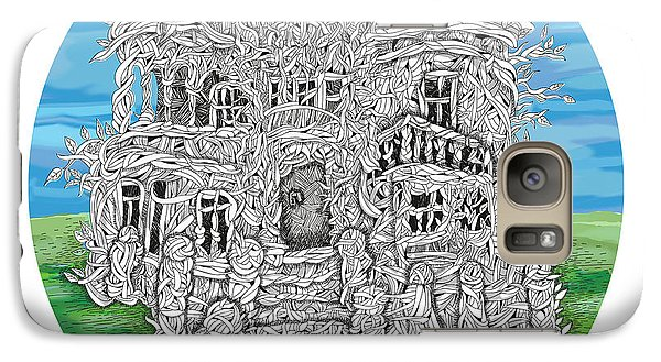 House Of Secrets Galaxy S7 Case