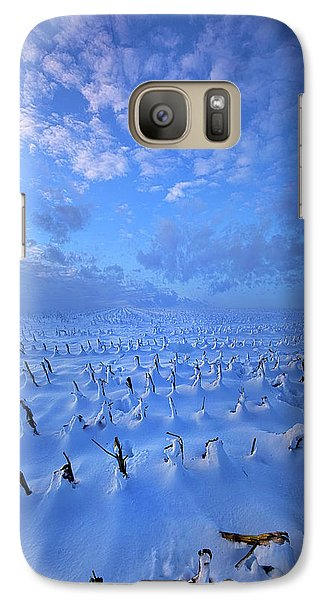 Galaxy Case featuring the photograph A Quiet Light Purely Seen by Phil Koch