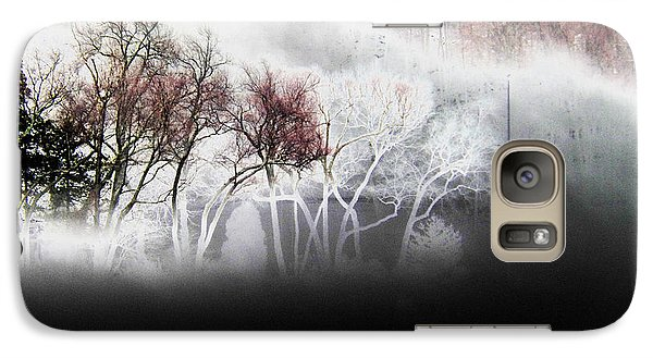 Galaxy Case featuring the photograph A Recurring Dream by Steven Huszar