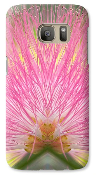 Galaxy Case featuring the photograph A Reflection Of Beauty by Michelle Wiarda