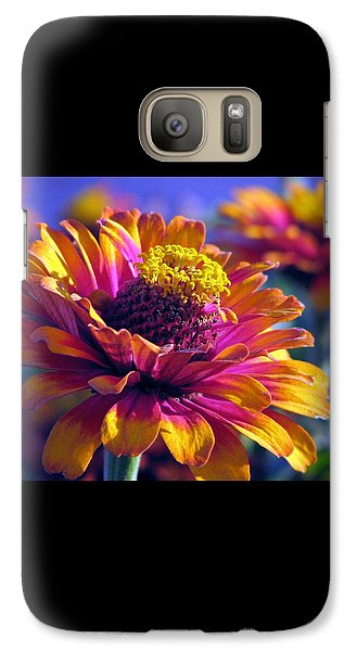 Galaxy Case featuring the photograph A Riot Of Color by Chris Anderson