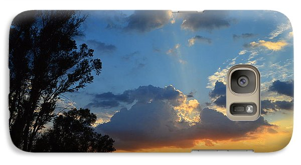 Galaxy Case featuring the photograph A Serene Moment by Glenn McCarthy Art and Photography