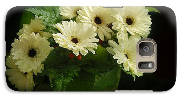 Galaxy Case featuring the photograph A Simple Bouquet by Nancy Dempsey