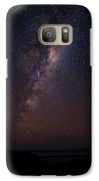 Galaxy Case featuring the photograph A Sky Full Of Stars by Odille Esmonde-Morgan