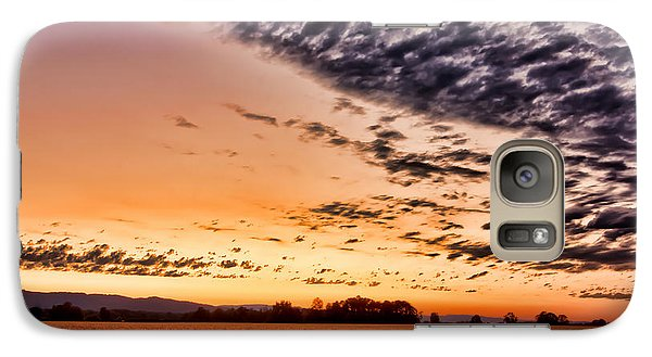 Galaxy Case featuring the photograph A Slice Of Summer Heaven by Don Schwartz