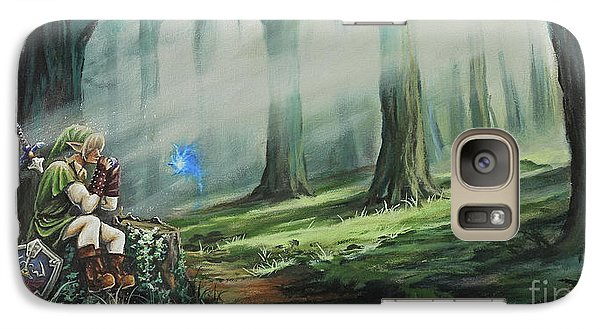 A Song For Navi Galaxy S7 Case