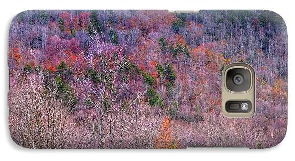 Galaxy S7 Case featuring the photograph A Touch Of Autumn by David Patterson