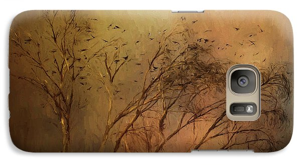 A Touch Of Autumn Galaxy S7 Case