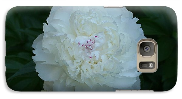 Galaxy Case featuring the digital art A Touch Of Pink by Barbara S Nickerson