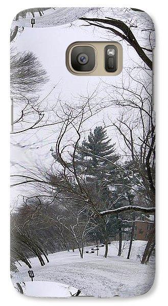 Galaxy Case featuring the digital art A Tree Fractal by Skyler Tipton