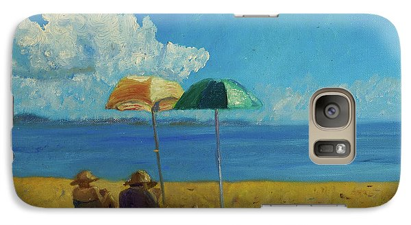 A Vacant Lot - Byron Bay Galaxy S7 Case