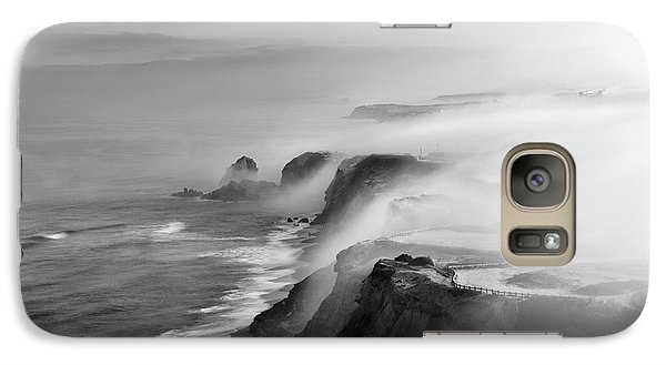 Galaxy Case featuring the photograph A View Of Gods by Jorge Maia