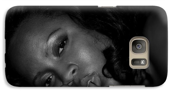 Galaxy Case featuring the photograph A Work Of Art by Paul SEQUENCE Ferguson             sequence dot net