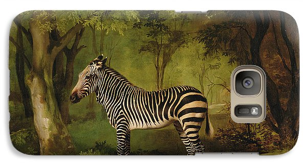 A Zebra Galaxy S7 Case