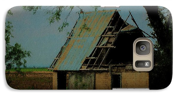 Galaxy Case featuring the photograph Abandoned by Travis Burgess