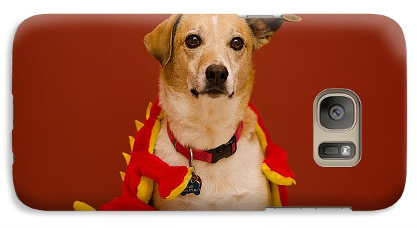 Abbie And Dragon Toy Galaxy S7 Case