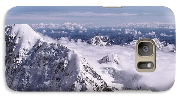 Mount Rushmore Galaxy S7 Case - Above Denali by Chad Dutson