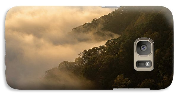 Galaxy Case featuring the photograph Above The Mist - D009960 by Daniel Dempster
