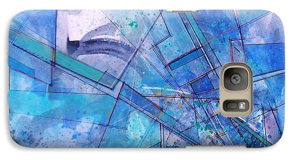 Abstract # 246 Galaxy S7 Case