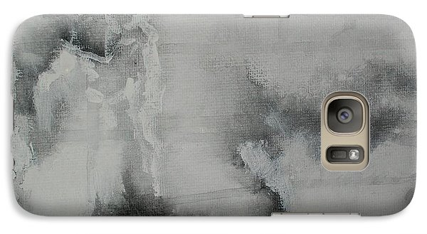 Galaxy Case featuring the painting Abstract #03 by Raymond Doward