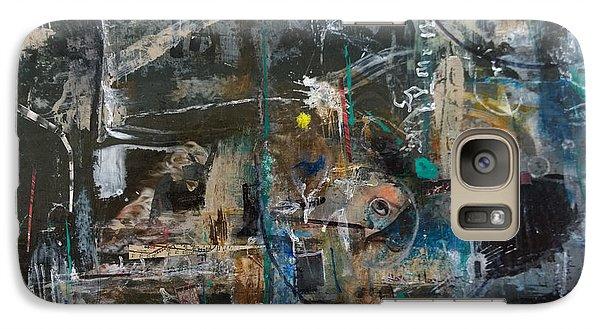 Abstract #101414 - Fendi Galaxy S7 Case