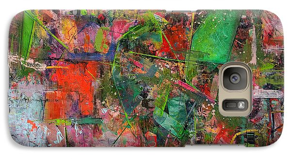 Abstract #101614 Galaxy S7 Case