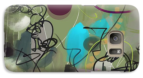 Abstract #31315 Galaxy S7 Case