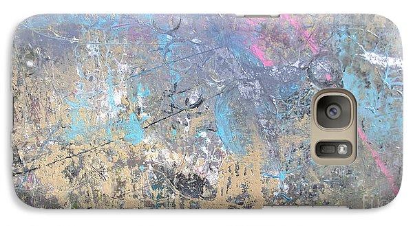 Abstract #42115a Galaxy S7 Case