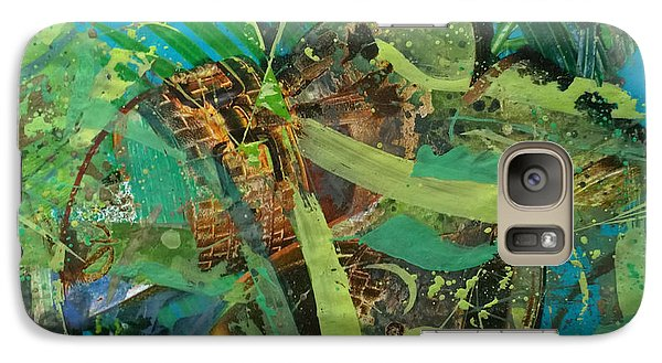 Abstract #493 Galaxy S7 Case
