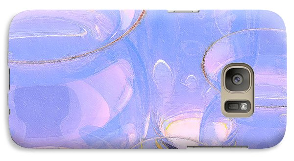 Galaxy Case featuring the photograph Abstract Number 18 by Peter J Sucy