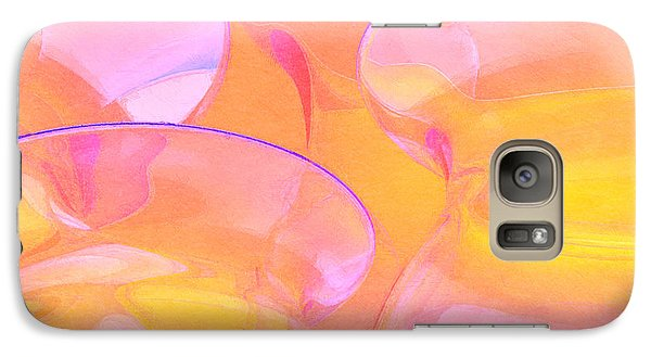 Galaxy Case featuring the photograph Abstract Number 19 by Peter J Sucy