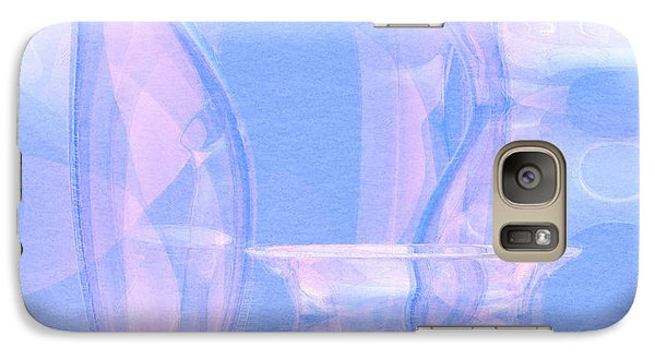 Galaxy Case featuring the photograph Abstract Number 21 by Peter J Sucy