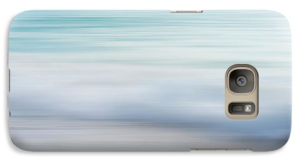 Galaxy Case featuring the photograph Abstract Wave Photograph by Ivy Ho